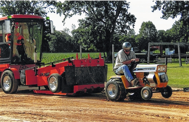 Jumbo Tractor Tow : Harrells vfd readies for tractor pull sampson independent