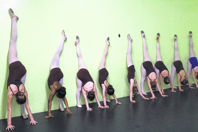 Qda Shapes Young Lives Through Dance Instruction Sampson Independent