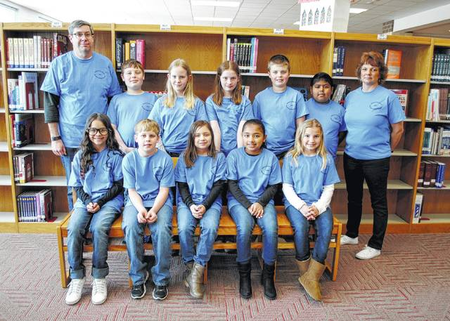Midway Elementary Wins Battle Of The Books Competition Sampson Independent