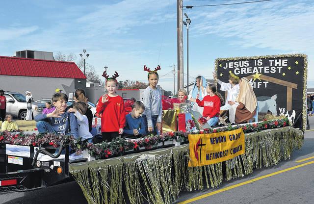 Newton Nc Christmas Parade 2020 Newton Grove Christmas Parade | Sampson Independent