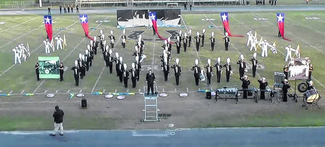 The Hobbton High School Band was selected to represent North Carolina for the 2020 National Memorial Day Parade. File Photo   Sampson Independent