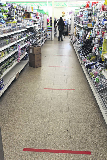 New Normal For Store Safety Sampson Independent