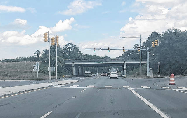 The N.C. Department of Transportation is closing Sunset Avenue (N.C. 24) underneath U.S. 421/701, starting Friday night and extending until Monday morning. The closure is needed to demolish the northbound bridge on U.S. 421/701.