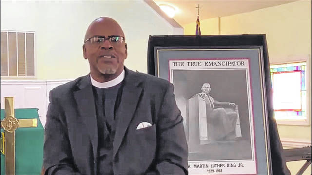 <p>Pastor Harry Hines gives his thoughts on the legacy of Dr. Martin Luther King Jr.</p>