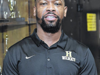 Charles Robertson of Hobbton High School - 2020-2021 Sampson County Sports Club Men's Cross Country Coach of the Year                                  David Johnson | Sampson Independent