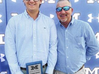 Logan Atkins and Glenn Patrick, Midway High School