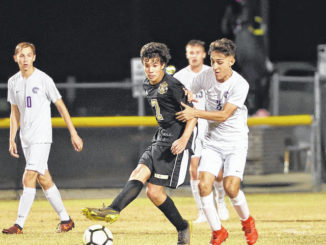 Clinton soccer player Lyle Brewington will participate in the North Carolina East-West All-Star game this summer. The event is slated for Tuesday, July 20, at McPherson Stadium in Greensboro at 8:30 p.m. This marks the return of the event after it was canceled in 2020 due to the COVID-19 pandemic. Brewington is a 2021 graduate of Clinton High School and played two seasons with the Dark Horses varsity soccer program.
