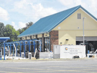 A new carwash is coming to Sunset Avenue which will be drive-thru.