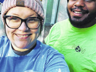 Greg Daughtry and wife Megan are owners of N2N Pressure Washing in Clinton.